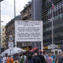 """Checkpoint Charlie"" Berlin"